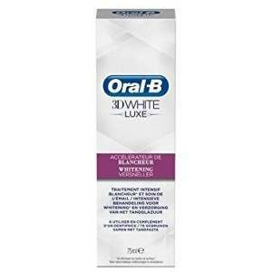 Oral-B 81530023 3D White Luxe Whitening Accelerator Toothpaste