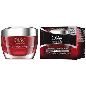 Olay 81450442 Regenerist 3 Point Super Age-Defying Cream Moisturiser