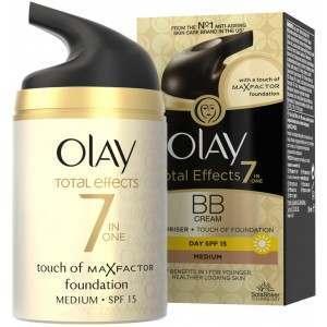Olay 81500630 Total Effects 7 BB Medium Moisturiser