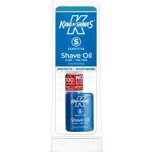 King of Shaves 2KS-100004 AlphaOil Sensitive Skin Pre Shave Oil