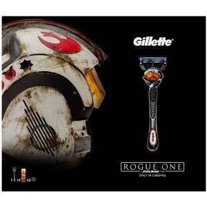 Gillette 81562115 Fusion ProGlide Star Wars Rogue One Gift Set
