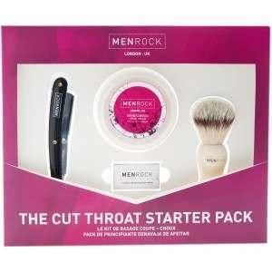 Men Rock MRCTRPACK The Cut Throat Start Up Kit