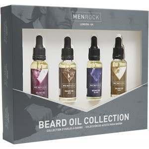 Men Rock MRBOIC Beard Oil Gift Set