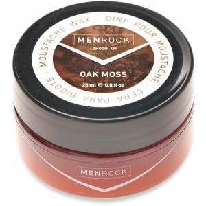 Men Rock MRMW Oak Moss Moustache Wax