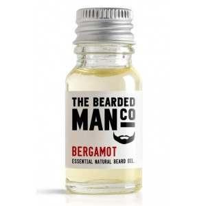 The Bearded Man Co. 10ml Bergamot Essential Natural Beard Oil