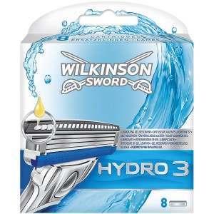 Wilkinson Sword TOWI120 Hydro 3 8 Pack Blade Pack