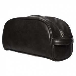 Monza SJA42056 Large Black Wash Bag