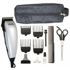 Wahl 79305-811 Essentials 12-piece Mains Adjustable Hair Clipper