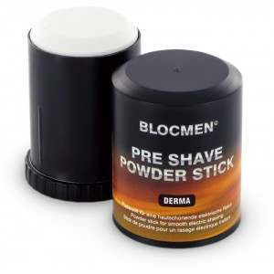 BLOCMEN Derma Pre Shave Powder Stick