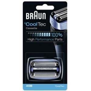 Braun 40B °CoolTec Foil & Cutter Pack