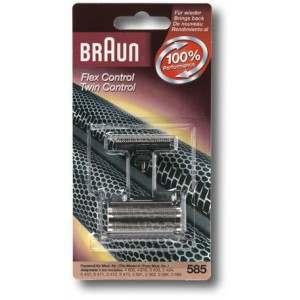 Braun 585 Foil & Cutter Pack