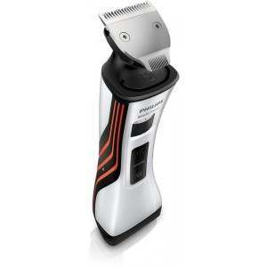 Philips QS6141/33 StyleShaver Waterproof Styler and Men's Electric Shaver