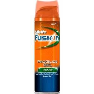 Gillette 84859687 Fusion Proglide Cooling Shaving Gel
