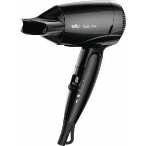 Braun HD130 Satin-Hair 1 Style & Go Hair Dryer