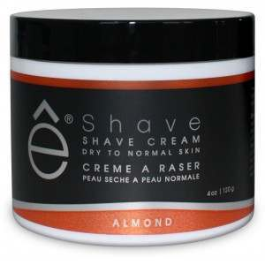 êShave 14001 120g Almond Shaving Cream