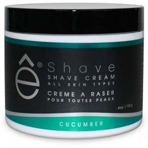 êShave 14008 120g Cucumber Shaving Cream