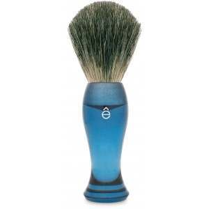 êShave 80001 Blue Long Handle, Fine Badger Shaving Brush