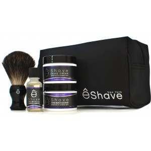 êShave 41005 Lavender Shaving Start Up Kit