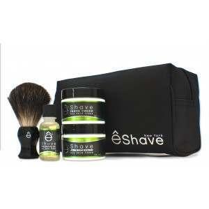 êShave 41007 Verbena Lime Shaving Start Up Kit