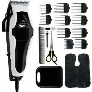 Wahl 79900-800 Clip 'N Trim 2  Mains Only Corded Integrated Hair Trimmer & Hair Clipper