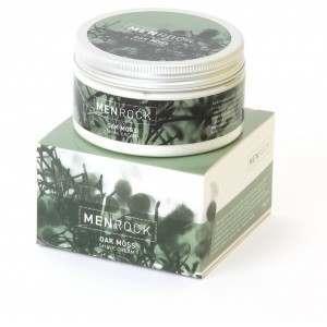 Men Rock MRSCOM Oak Moss Shaving Cream