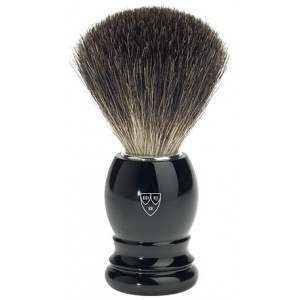 Edwin Jagger PPS-181P26 Imitation Ebony Shaving Brush