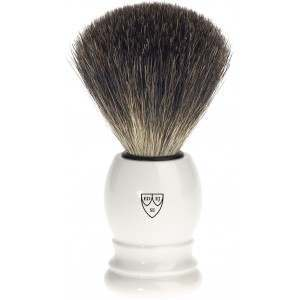 Edwin Jagger PPS-181P27 Imitation Ivory Shaving Brush