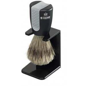 Kent WET IS BEST Wet Is Best - Shaving Brush & Stand Set