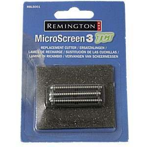 Remington RBL5001 MicroScreen 3 TCT (RS8***, MS3-2700, MS32700) Cutter