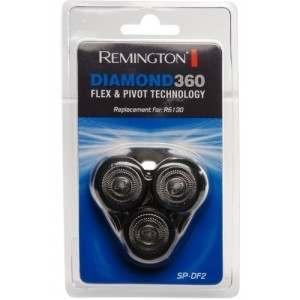 Remington SP-DF2  Diamond360 Flex & Pivot Technology - 3 Pack Cutting Head