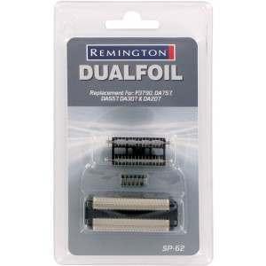 Remington SP62 DualFoil Foil & Cutter Pack