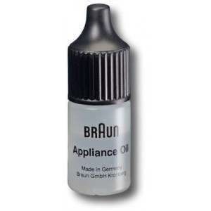 Braun 67002000 Bottle of Shaving (For all Shavers and Trimmers) Lubricating Oil