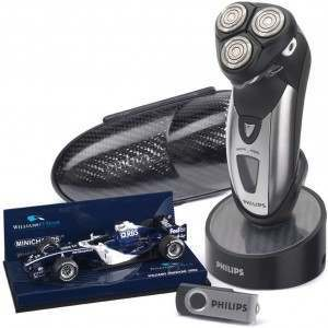 Philips HQ9199/22 SmartTouch-XL Limited Edition Men's Electric Shaver