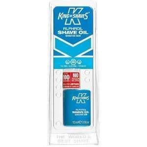 King of Shaves 2KS-100004 AlphaOil Sensitive Skin Pre Shave Oil