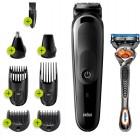 Braun MGK5260 Beard & Hair Trimmer Grooming Kit